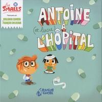 Benjamin Samson et François Delecour - Antoine (et Lucie) à l'hôpital.