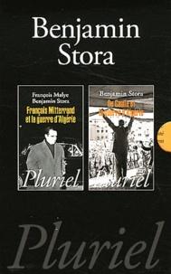 Deedr.fr De Gaulle et la guerre d'Algérie ; François Mitterrand et la guerre d'Alégie - 2 volumes Image