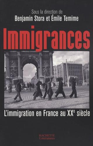 Immigrances. L'immigration en France au XXe siècle