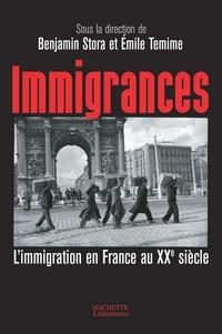 Benjamin Stora et Emile Temime - IMMIGRANCES.