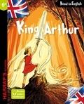 Benjamin Strickler - King Arthur.