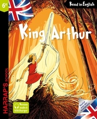 Benjamin Strickler - King Arthur.