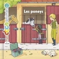 Benjamin Strickler et Stéphanie Ledu - Les poneys.