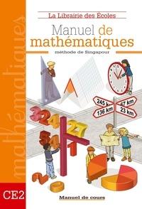 Benjamin Verdier et Caroline Guény - Manuel de mathématiques CE2.