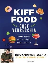 Benjamin Verrecchia - Kiff food - Chef Verrecchia.
