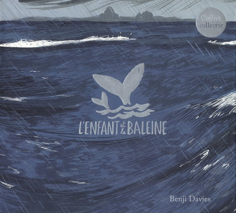 Benji Davies - L'enfant et la baleine - Coffret en 2 tomes : L'enfant et la baleine ; L'enfant, la baleine et l'hiver.