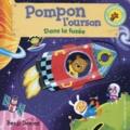 Benji Davies - Pompon l'ourson dans la fusée.