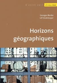 BENKO - Horizons géographiques.