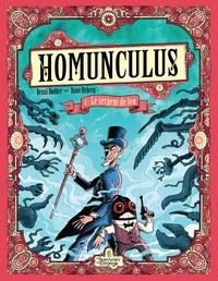 Benni Bodker - Homunculus Tome 1 : Le serpent de feu.