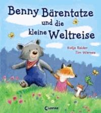 Benny Bärentatze und die kleine Weltreise.