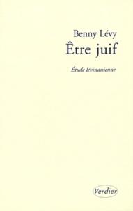 Histoiresdenlire.be Etre juif - Etude lévinassienne Image