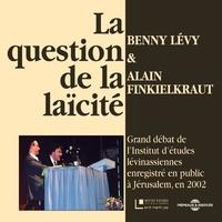 Benny Lévy et Alain Finkielkraut - La question de la laïcité - Grand débat de l'Institut d'études lévinassiennes, Jerusalem 2002.