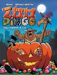 Beno et Bruno Bertin - Zoo Dingo Tome 6 : Halloween & co.