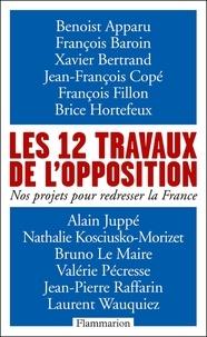 Benoist Apparu et François Baroin - Les 12 travaux de l'opposition - Nos projets pour redresser la France.