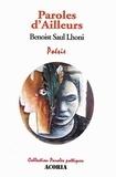 Benoist Saul Lhoni - Paroles d'Ailleurs.
