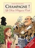 Benoist Simmat et Philippe Bercovici - Champagne - Dom Perignon Code.