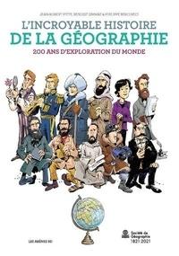 Benoist Simmat - L'Incroyable histoire de la géographie.