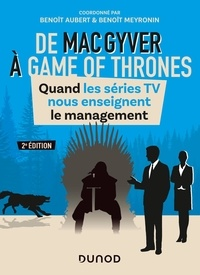 Icar2018.it De MacGyver à Games of Thrones - Quand les séries TV nous enseignent le management Image