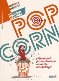 Mission pop corn - Benoît Aubert   Showmesound.org