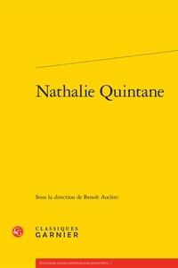 Benoît Auclerc - Nathalie Quintane.