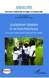 Benoît Awazi Kungua - Afroscopie N° 1/2014 : Leadership féminin et action politique - Le cas des communautés africaines du Canada.