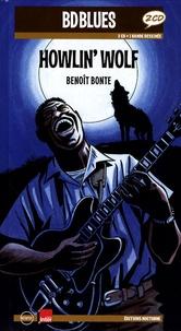 Benoît Bonte - Howlin' Wolf. 2 CD audio