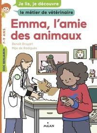 Benoît Broyart et Max de Radiguès - Emma, l'amie des animaux.