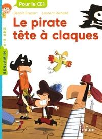 Benoît Broyart - Le pirate tête à claques.