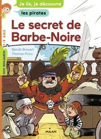 Le secret de Barbe-Noire - Benoît Broyart pdf epub