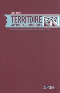 Benoit Camguilhem et Stéphane Pessina - Territoire - Approches juridiques.