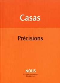 Benoît Casas - Précisions.