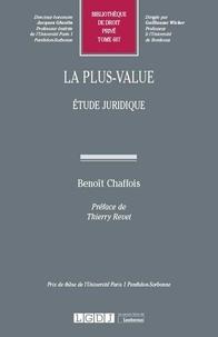Benoît Chaffois - La plus-value - Etude juridique.