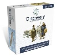 Benoît Clarys - Discovery  le jeu de l'évolution - Tome 2, Antiquité.