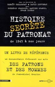 Rhonealpesinfo.fr Histoire secrète du patronat de 1945 à nos jours Image