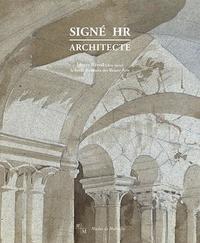 Benoît Coutancier et Bernard Thaon - Signé HR, architecte - Henry Révoil (1822-1900) le fonds du musée des Beaux-Arts de Marseille.