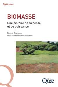 Benoît Daviron - Biomasse - Une histoire de richesse et de puissance.