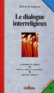 Benoît de Sagazan - Le dialogue interreligieux.