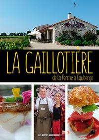 Benoit Debailly et Christèle Debailly - La Gaillotière - De la ferme à l'auberge.
