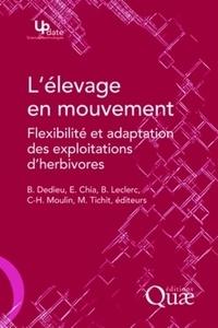 Histoiresdenlire.be L'élevage en mouvement - Flexibilité et adaptation des exploitations d'herbivores Image