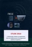 Benoît Demil - Etude 2010 - Partenariats, fusions et coopérations dans les établissements d'enseignement supérieur de gestion.