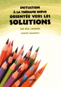 Corridashivernales.be Initiation à la thérapie brève orientée vers les solutions - En dix leçons Image