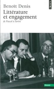 Benoît Denis - Littérature et engagement.
