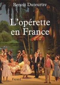 Deedr.fr L'Opérette en France Image