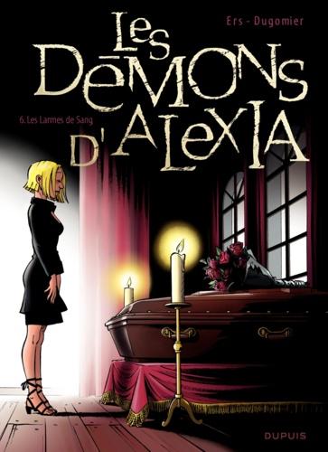 Les Démons d'Alexia Tome 6 Les larmes de sang