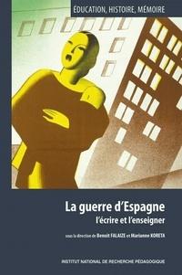 La guerre dEspagne : lécrire et lenseigner.pdf