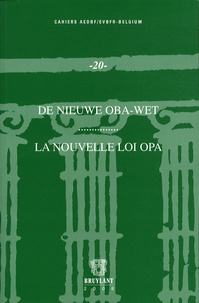 Deedr.fr La nouvelle loi OPA Image