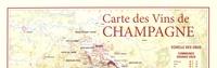 Benoit France - Carte des Vins de Champagne.