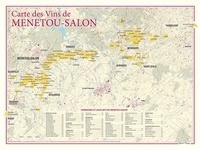 Benoit France - Carte des vins de Menetou-Salon.