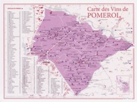 Histoiresdenlire.be Carte des vins de Pomerol Image