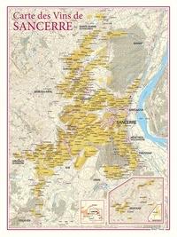 Benoit France - Carte des vins de Sancerre.